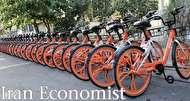 بهرهبرداری از دوچرخههای اشتراکی آغاز شد