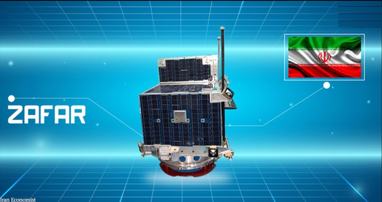 ماهواره ظفر برای پرتاب تحویل وزارت ارتباطات شد