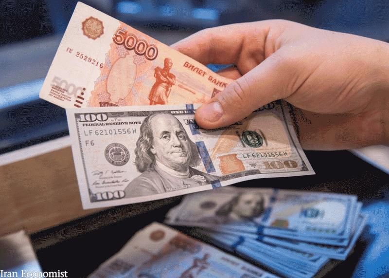 نرخ رسمی یورو و پوند و سایر ارزها در دوشنبه 30 دی