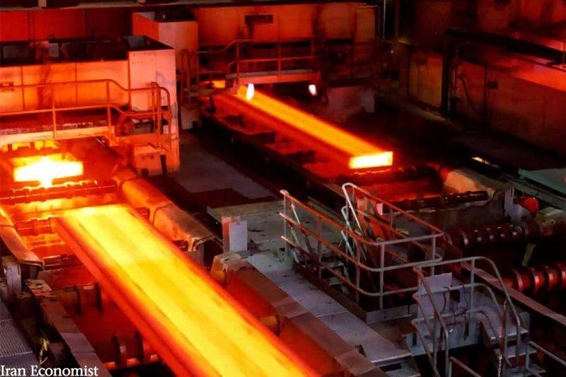 تولید شمش فولاد بیش از 15.3 میلیون تن  ثبت شد