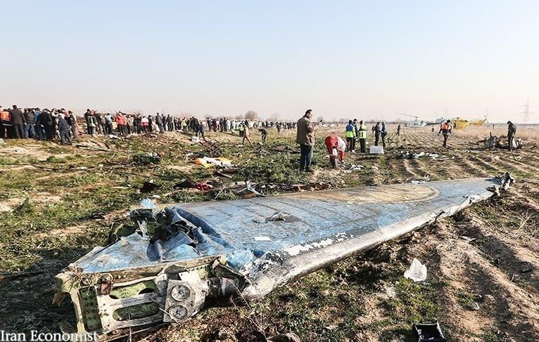 ایران درباره محل بازخوانی جعبه سیاه هواپیمای اوکراینی تصمیم میگیرد