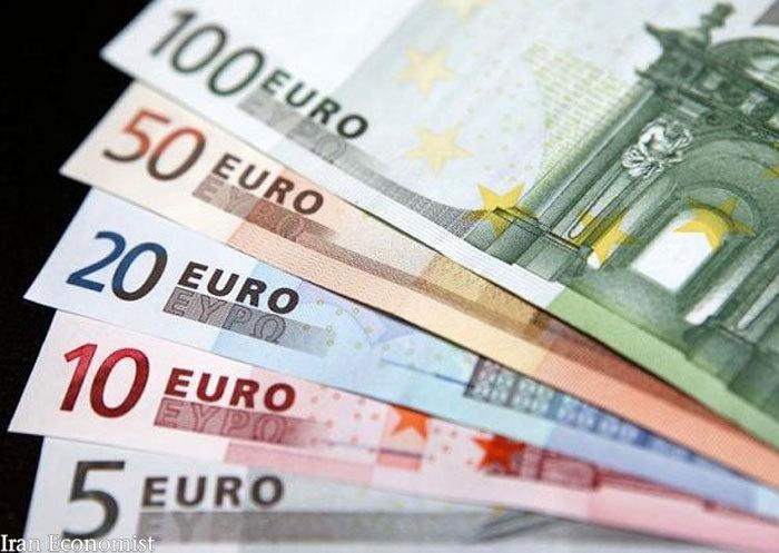 نرخ رسمی یورو و پوند وسایر ارزهای رسمی در ۱ بهمن ۹۸ + جدول