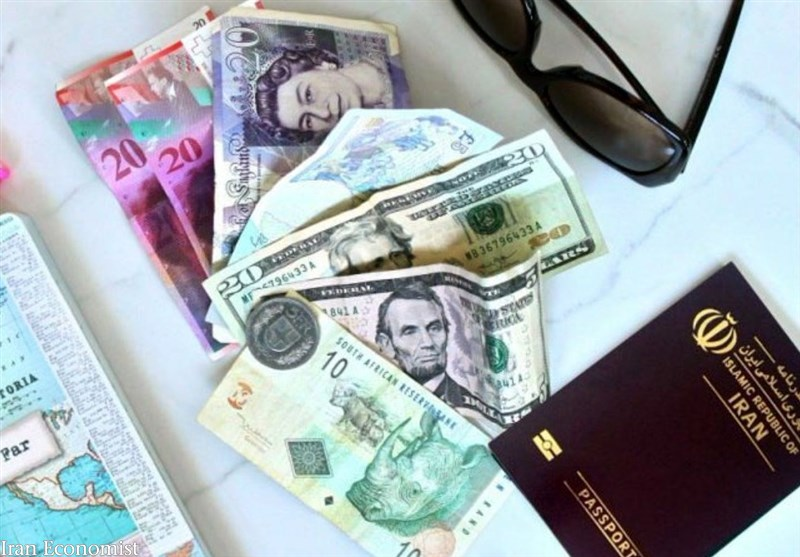 ثبات قیمت ارز مسافرتی