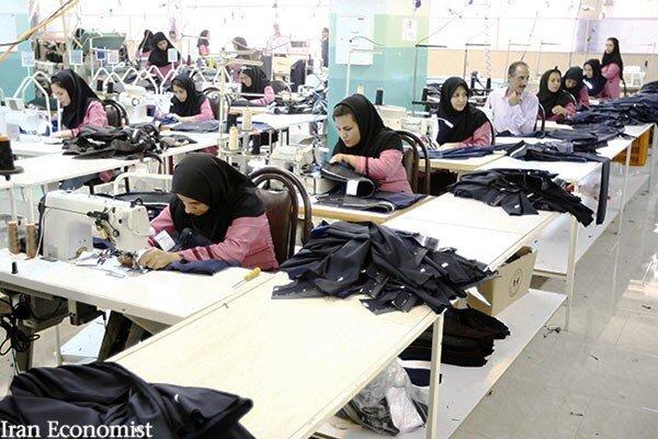 رونق 20 درصدی تولید پوشاک در سال جاری