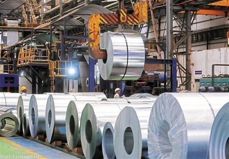 صادرات فولاد تولیدی ایران به ۱۲۰ کشور جهان