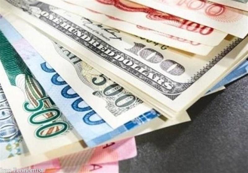 افزایش نرخ  ۲۷  ارز  بین  بانکی