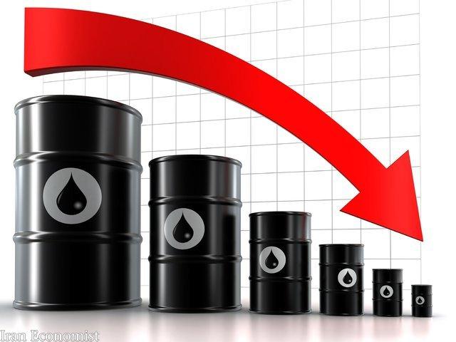 سقوط قیمت نفت در بازارهای جهانی