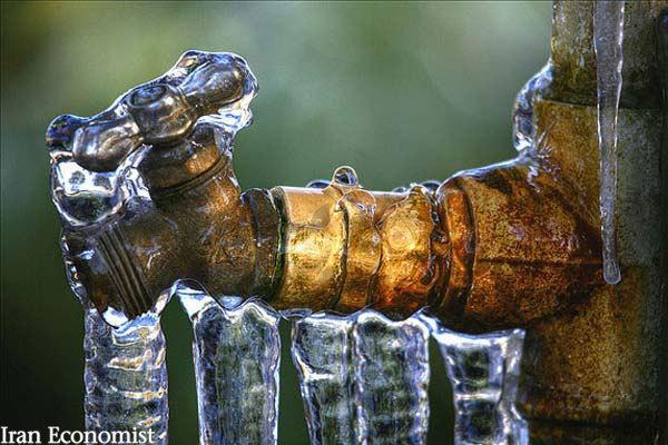 شهروندان مراقب یخزدگی کنتورهای آب باشند