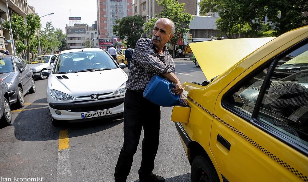 اختصاص بودجه ۶ میلیاردی برای گازسوز شدن خودروها