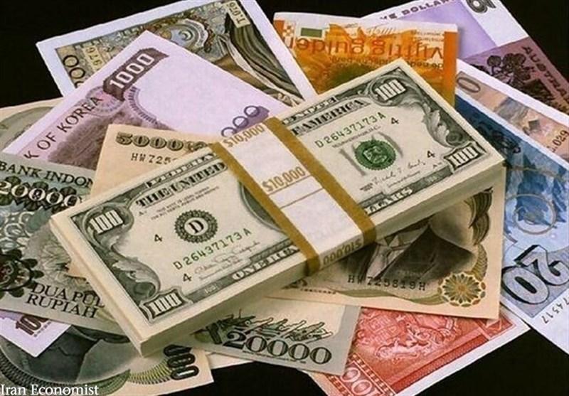 افزایش ۲۵۰ تومانی قیمت دلار در صرافیهای بانکها