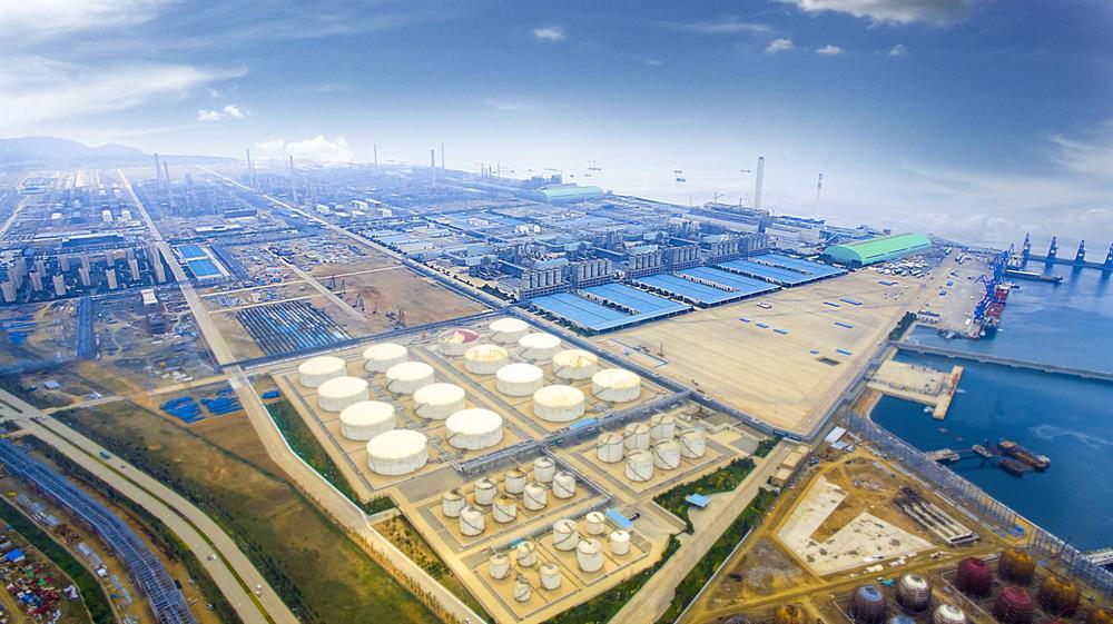 راه اندازی چهارمین خط تولید اسید ترفتالیک خالص پتروشیمی هنگلی چین