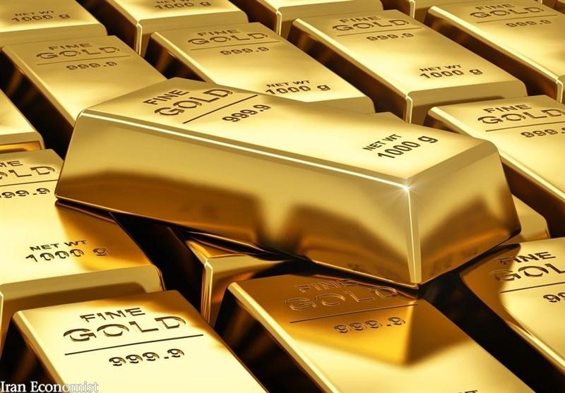 معافیت شمش طلا از پرداخت مالیات و عوارض