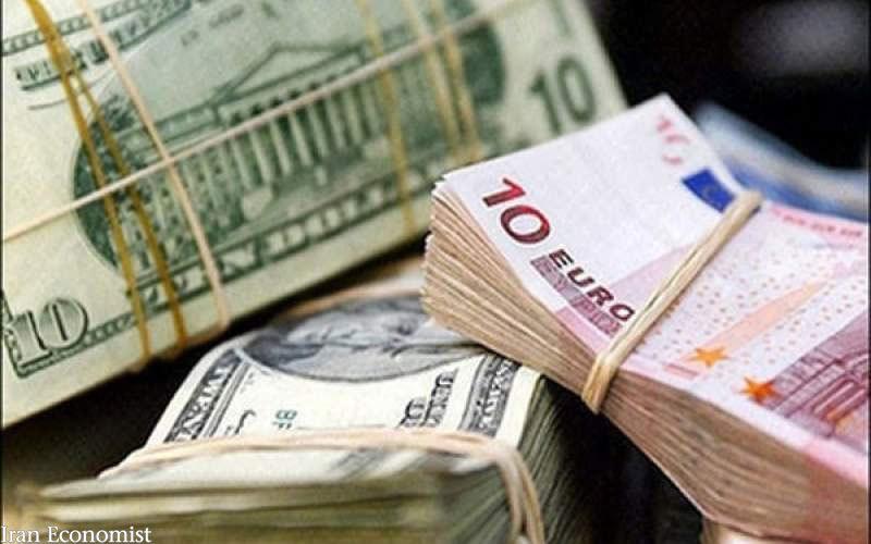 نرخ رسمی ارزهای بین بانکی در 5 اسفند