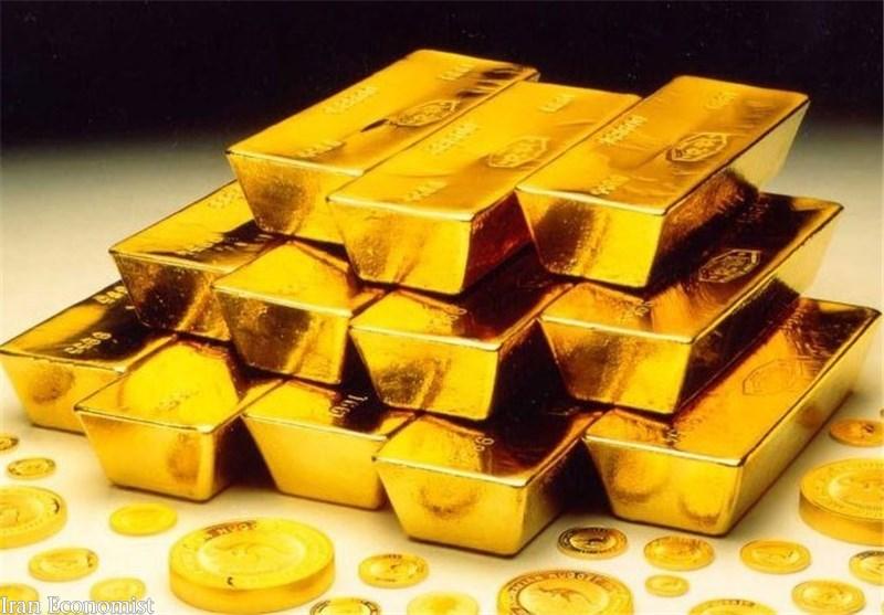 طلا به عنوان اندوختهای امن در حال اوج گرفتن است