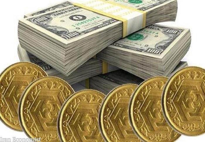 قیمت طلا و سکه، قیمت دلار و سایر ارزها در بازار امروز 6 اسفند