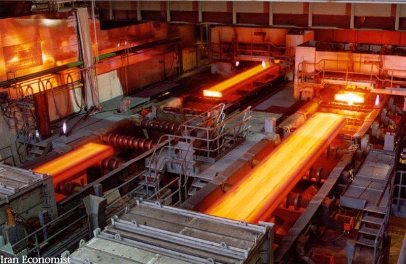 رشد ۲۰ برابری تولید فولاد ایران نسبت به جهان