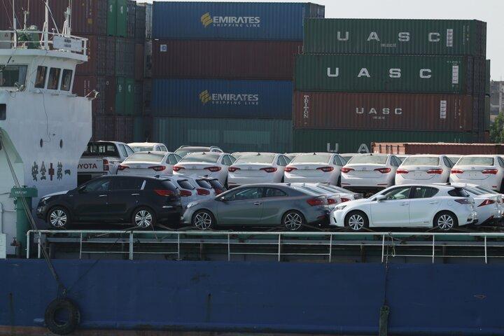 خودروهای خارجی ترخیص شده از گمرک چه قیمتی دارند؟
