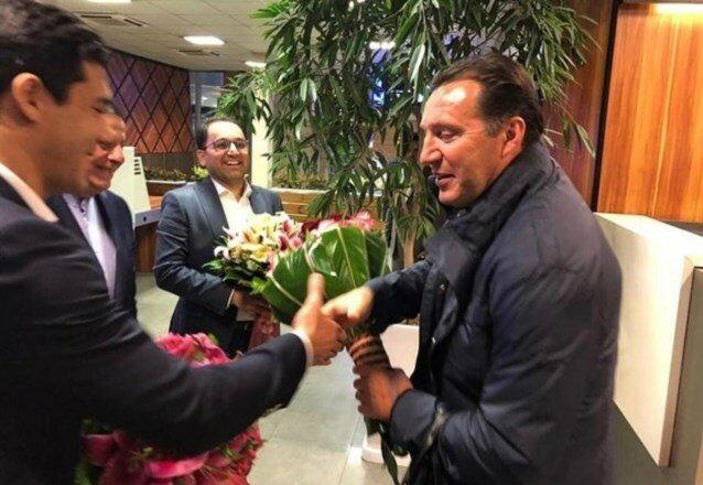 بازتاب حضور ویلموتس در ایران در رسانههای جهان + عکس