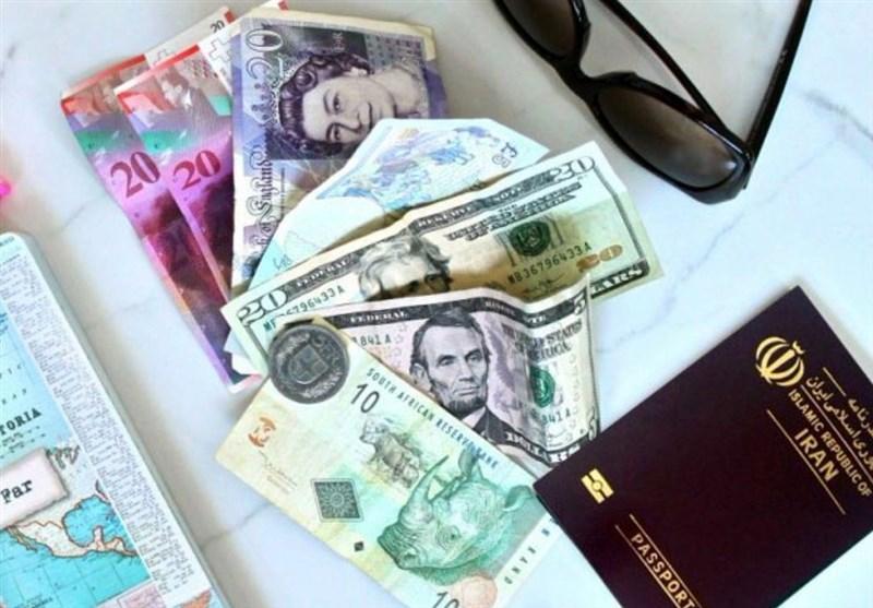قیمت ارز مسافرتی امروز ۹۸/۰۲/۲۹| یورو رشد کرد