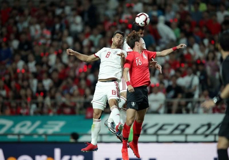 کره جنوبی بازهم در حسرت پیروزی مقابل ایران ماند/ تساوی در سئول؛ دومین گام ویلموتس