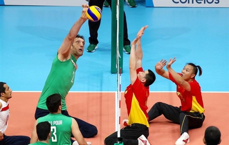 پنجمین پیروزی تیم ملی والیبال نشسته برابر ژاپن رقم خورد