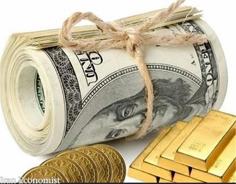قیمت طلا، سکه و قیمت دلار و سایر ارزها امروز ۹۸/۰۸/۲۰