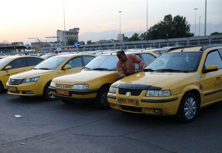 تخلف در کمین تاکسیها به بهانه سهمیهبندی بنزین
