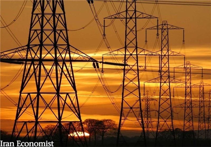 صادرات ۱۴۰۰ مگاواتی برق ایران