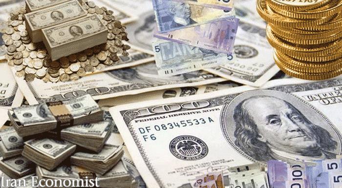 قیمت طلا و سکه نرخ ارزها و دلار پنجشنبه
