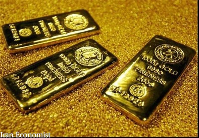 قیمت جهانی طلا روند کاهشی گرفت