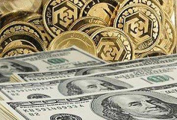 قیمت طلا و سکه، قیمت دلارو سایر ارزها امروز ۹۸/۰۹/۱۸