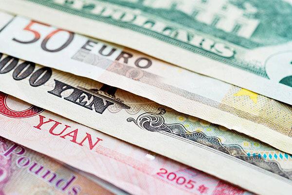 نرخ ۴۷ ارز بین بانکی در ۱۹ آذر