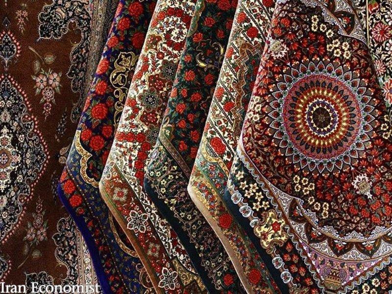 صنعت فرش توان ارزاوری برای کشور دارد
