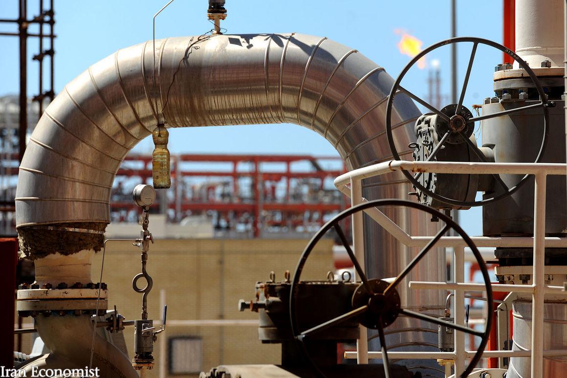 ظرفیت پالایش گاز کشور به ۹۰۰ میلیون مترمکعب در روز رسید