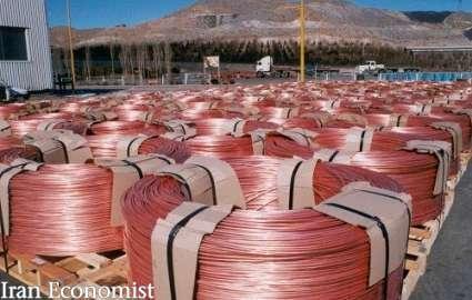 تولید ۲۵۰ هزار تن کاتد برای نخستین بار در تاریخ شرکت مس