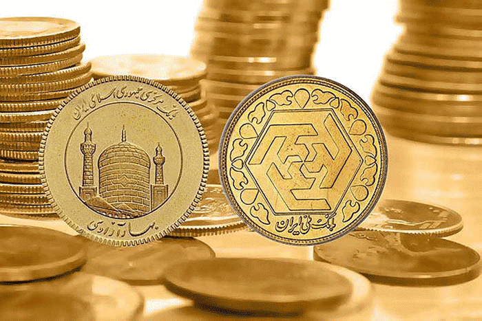 نرخ سکه و طلا در بازار امروز دوشنبه ۱۱ فروردین ۹۹