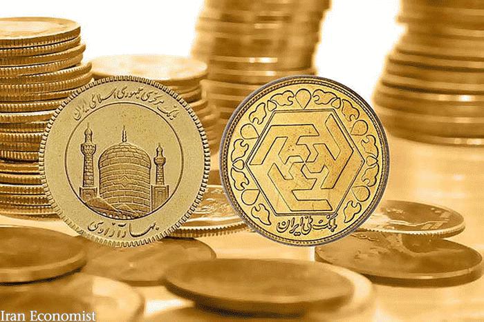 قیمت طلا و سکه در بازار آزاد 16 فروردین