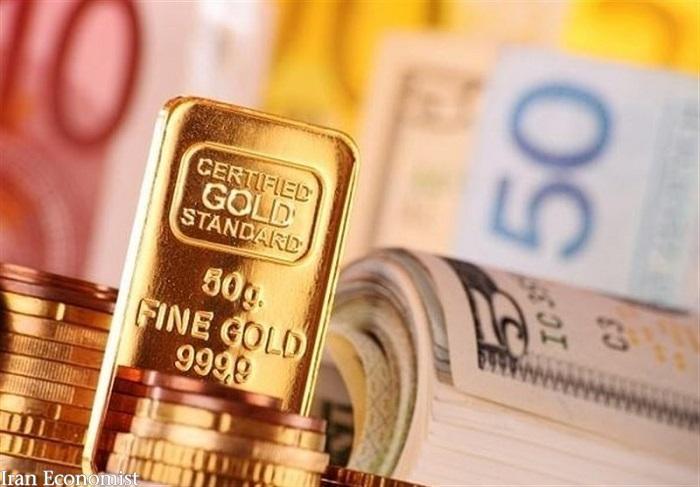 قیمت طلا، دلار،سکه و ارز امروز ۹۹/۰۱/۲۱