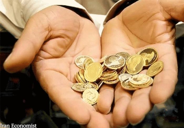 نرخ سکه و طلا دربازار آزاد هشتم فروردین