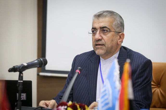 وزیر نیرو اعلام کرد:ایران در احداث سازههای بزرگ آبی در بین کشورهای پیشرفتهایران در احداث سازههای بزرگ آبی در بین کشورهای پیشرفته