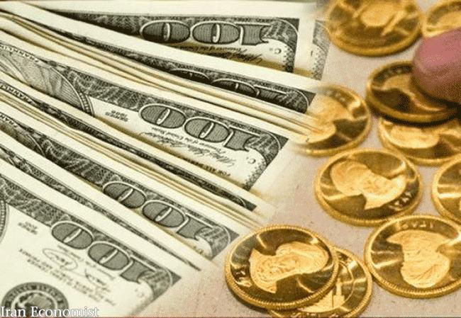 قیمت طلا و سکه، نرخ دلار و یورو در بازار امروز 29 اردیبهشت