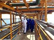 منطقه بهرگان ظرفیت بالایی برای مقابله با تحریمهای صنعت نفت دارد