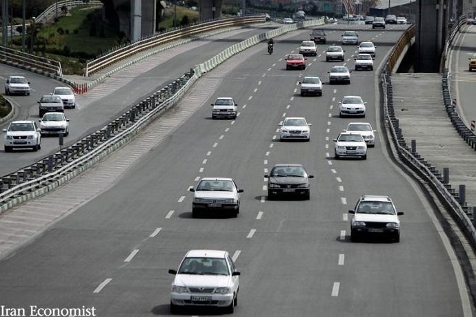 کاهش ۵.۴ درصدی سفرهای بین استانی