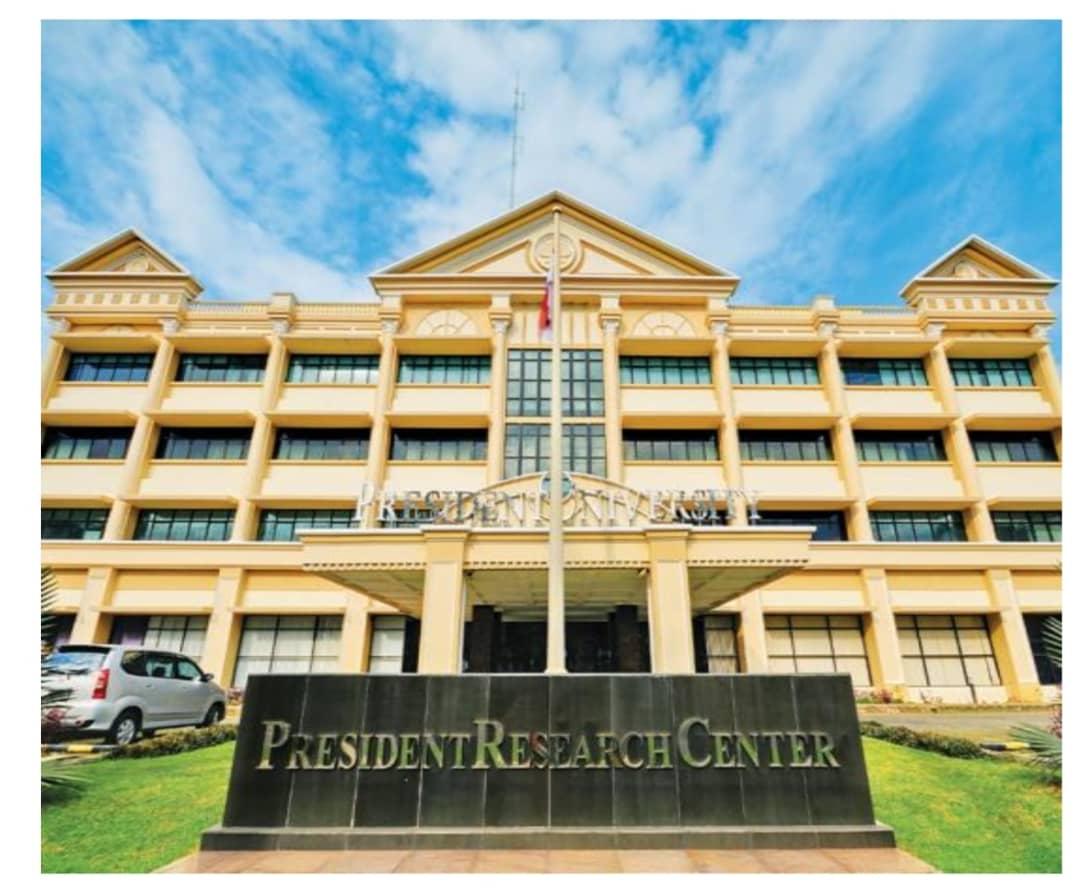 دانشگاه پریزیدنت اندونزی دبیرخانه دائمی بین المللی جایزه MFT را ایجاد کرد
