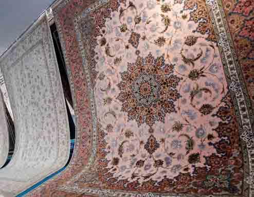قیمت فرش چینی